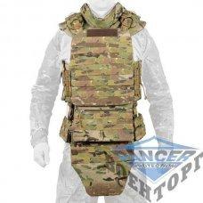 Боевой костюм Plastoon Level 4 Multicam