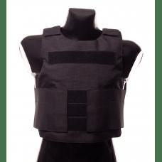 Бронежилет чехол Civil Protection Vest Black размер M-L