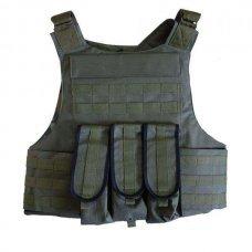 Бронежилет ML Tactical 4 класс защиты