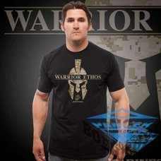 Футболка 7.62 USMC Warrior Ethos Black