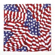 Бандана 101Inc Tossed USA Flag