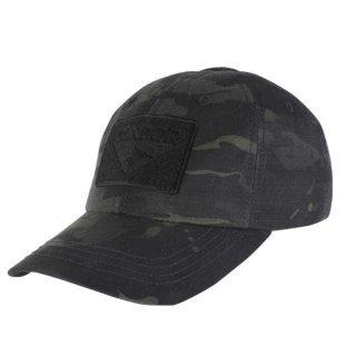 Кепка Condor Tactical Cap Multicam Black