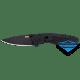 Нож SOG Aegis Black TiNi