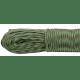 Паракорд Type III 550, Серо-зеленый 10м