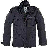 Куртка Surplus Hydro Us Fieldjacket M 65 Schwarz