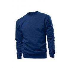 Свитер мужской темно-синий ST4000