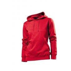 Худи женское красный ST4110