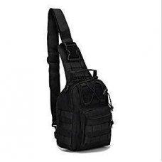 Рюкзак тактический EDC черный