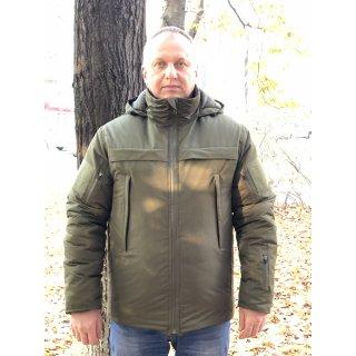 Куртка зимняя тактика мембрана Pancer