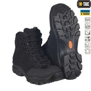 M-Tac ботинки полевые Mk.7 Pro Black