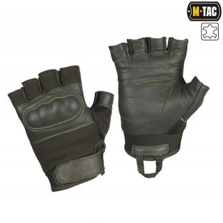 M-Tac перчатки беспалые Assault Tactical Mk.4 Olive