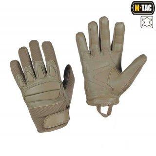 M-Tac перчатки Assault Tactical Mk.2 Khaki