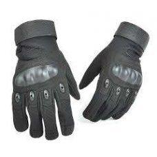 Тактические перчатки OAKLEY оклей черные