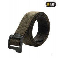 M-Tac ремінь Double Duty Tactical Belt Olive/Black