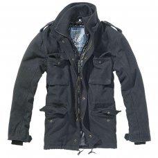 Куртка Brandit M65 Voyager Wool Jacket Black