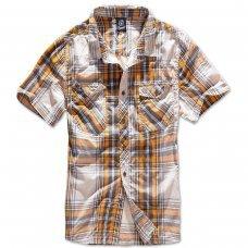 Рубашка Brandit Roadstar SAND-YELLOW