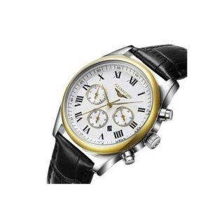 Часы Guanqin Gold-White-Black GQ25 CL