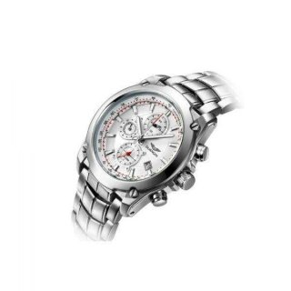 Часы Guanqin Silver-White-Silver GF524 CS