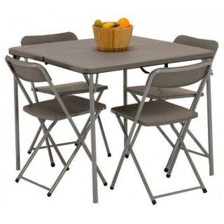 Стол Vango Orchard Table And Chair Set Grey