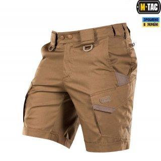 M-Tac шорты Aggressor Lite Coyote Brown