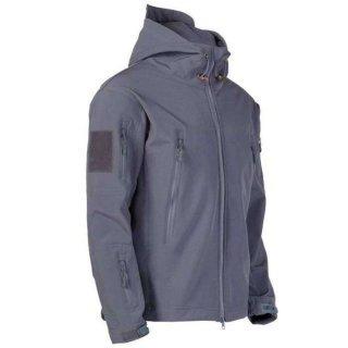Тактическая куртка Softshell Esdy Shark Skin оригинал серая