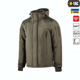 M-Tac куртка зимняя Alpha Extreme Gen.III Olive (сорт 2)