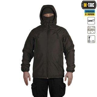 M-Tac куртка зимняя Alpha Olive