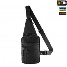 M-Tac сумка-кобура наплечная Elite Gen.IV Black