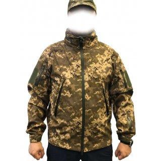 Куртка софт шелл ММ 14