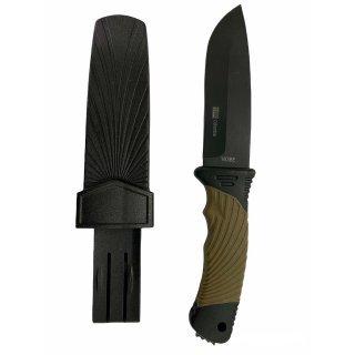 Нож в пластиковом чехле Columbia 1638E