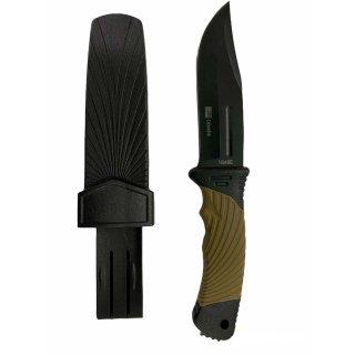 Нож в пластиковом чехле Columbia 1648E