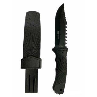Нож в пластиковом чехле Columbia 1678A