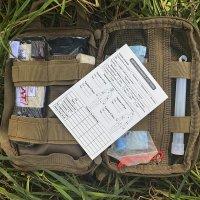 Карточка раненого\карточка TCCC TacticalHub