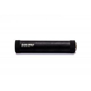 Глушитель Steel Super 9. 9mm Kelltec 1/2х28