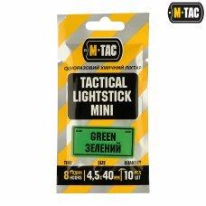 Химсвет M-Tac 4,5х40 мм зелений (10 шт)