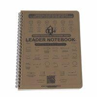 Тактический всепогодный блокнот Leader Notebook TacticalHub