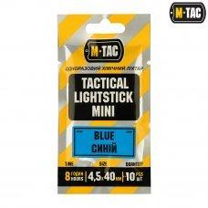 Химсвет M-Tac 4,5х40 мм голубой (10 шт)