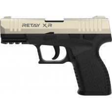 Пистолет стартовый  Retay XR кал. 9 мм. Цвет - satin.