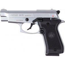 Пистолет стартовый Retay 84FS. Цвет - сhrome.