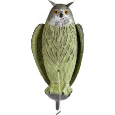 Подсадной филин Hunting Birdland ц: серый. Высота - 68 см.