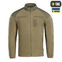 M-Tac куртка Combat Fleece Jacket Dark Olive
