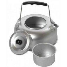Чайник алюминиевый походной 1 литр МИЛ ТЕК Германия