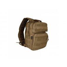 Рюкзак через плече малый койот Mil-tec Германия
