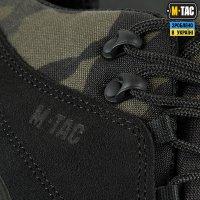 M-Tac кроссовки тактические Patrol R Multicam Black