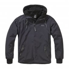 Куртка-анорак Brandit Luke Windbreaker Black
