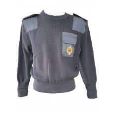 Пуловер с нагрудным карманом оригинал армии Словакии