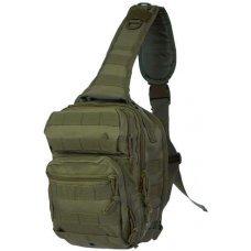 Рюкзак через плечо олива МИЛТЕК Германия
