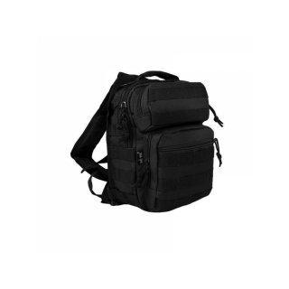 Рюкзак через плечо черный МИЛ ТЕК Германия