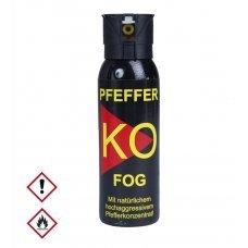 Газовый баллончик аэрозольный 100 мл Pepper KO Fog Германия