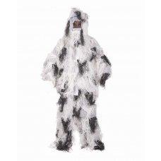 Костюм маскировочный GHILLIE SUIT 'ANTI FIRE' 4PC.SNOW